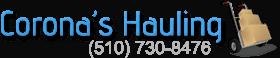 Corona's Hauling Logo