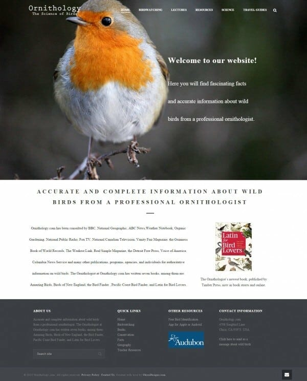 Ornithology.com