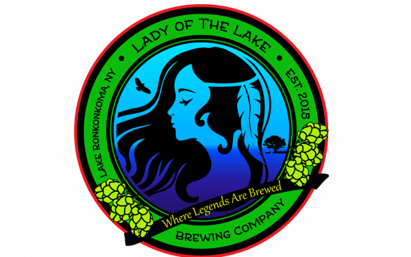 Lady of the Lake Brewing Company Logo