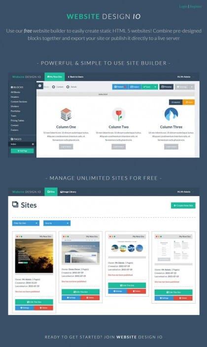 Website Design IO