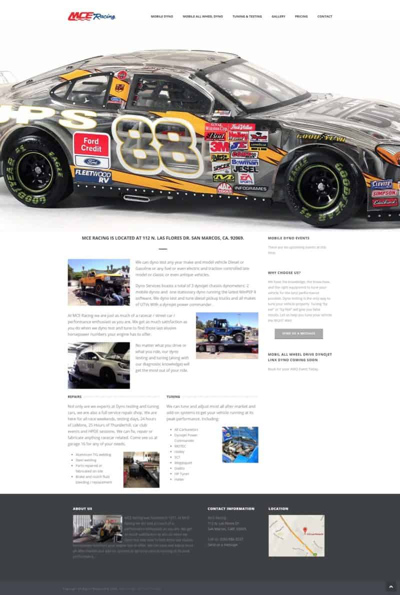 MCE Racing